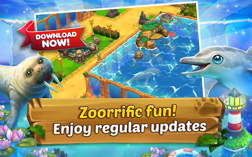 Zoo 2: Animal Park filehippodl screenshot 13