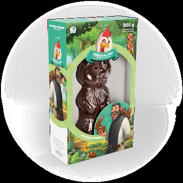 Chocolat Ourson Figurines régulières