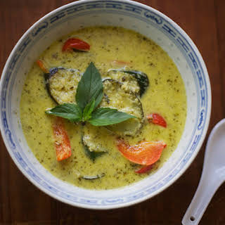 Superfood Thai Green Curry.