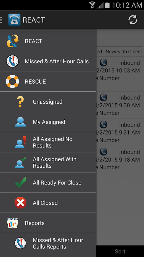 Who's Calling, Inc.- screenshot