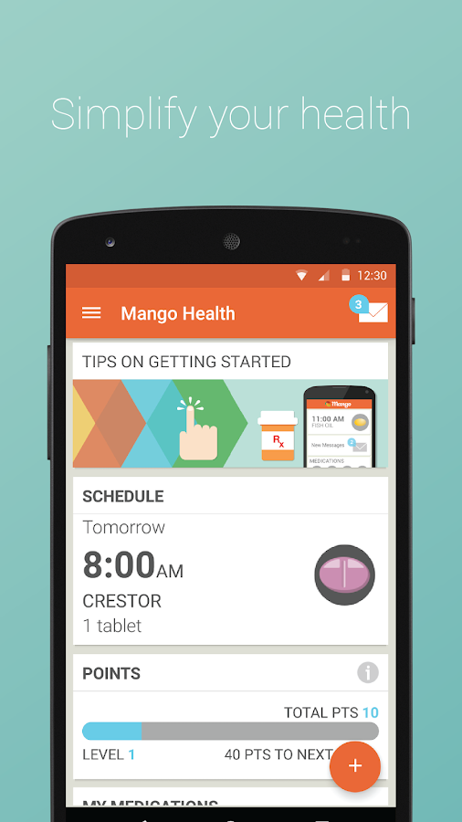 Mango Health- screenshot