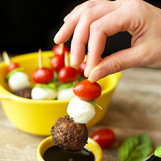 Meatball Skewers Recipes