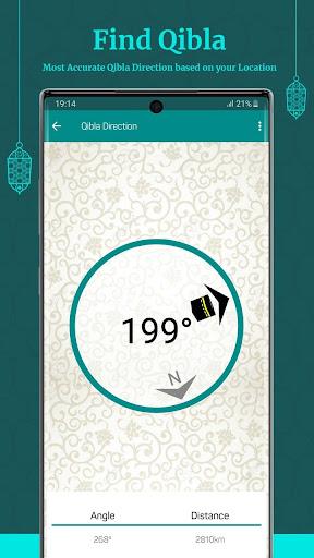 Islam 360 - Prayer Times, Quran , Azan & Qibla screenshot 6