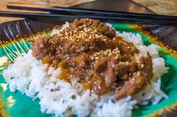 Slow Cooker Heaven: Spicy Oriental Beef