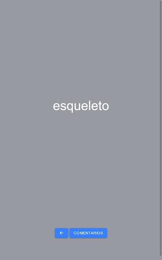 Palabras Aleatorias (offline) 1.4.6 screenshots 14
