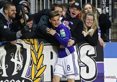 Anderlecht veut échanger Gerkens contre un joueur de Zulte Waregem