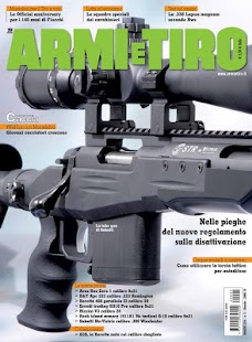 Armi e Tiro magazine- screenshot thumbnail