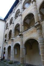 Photo: Musée Béarnais de la Maison Carrée de Nay  consacré aux traditions et au  patrimoine industriel béarnais.