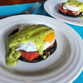Healthy Eggs Benedict Recipes