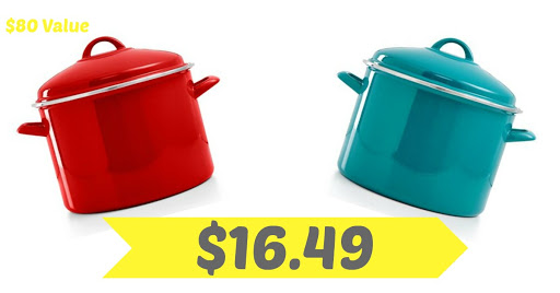 Macy's: $16.49 Martha Stewart.