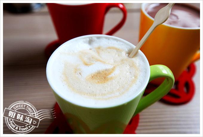 GO STAY-拿鐵咖啡