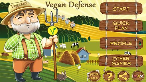 Vegan Defense apkpoly screenshots 2