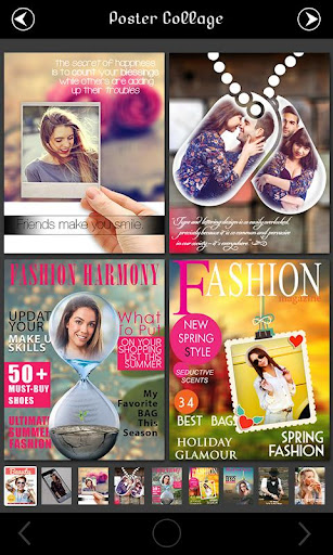 Poster Photo Collage Editor  screenshots 7