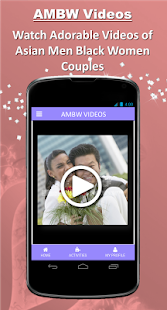 ambw dating app Blasian love forever™ - ambw (asian men black women) dating app welcome to the world's fastest growing ambw network for friendships, dating, or marriage, with a.