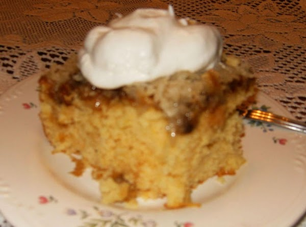 Ugly Duckling Cake With Pecans Recipe
