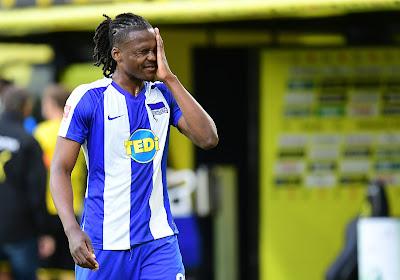 Dedryck Boyata à nouveau blessé, le coach du Hertha pas ravi qu'il ait joué en sélection