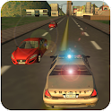 Police Car Driver Simulator 3D icon