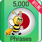 Learn Japanese - 5000 Phrases 2.5.6
