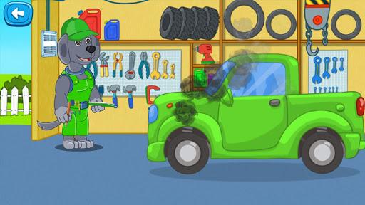 Puppy Patrol: Service voiture  captures d'écran 1