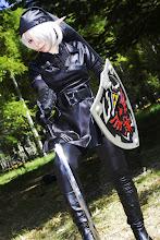 Photo: Cosplay De Dark Link
