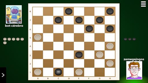 Checkers Online: Classic board game apktram screenshots 2