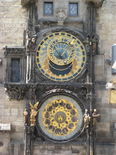 Photo: This astronomical clock tracked moon phase and lunar months.