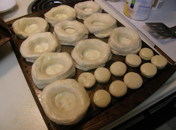 Stuffed Biscuits With Stroganoff Sauce Recipe