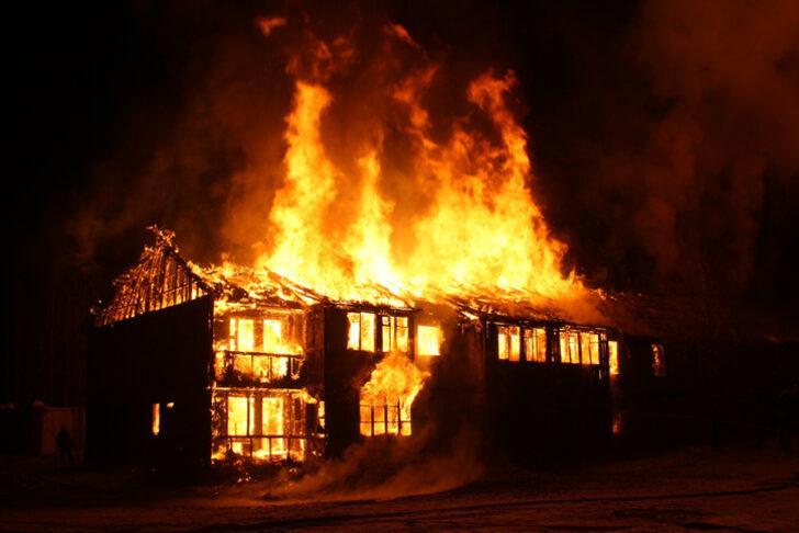 evi yanan rüya ile ilgili görsel sonucu