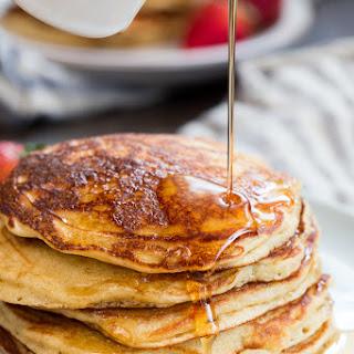 Paleo Buttermilk Pancakes {Grain Free, Nut Free, Dairy Free} Recipe