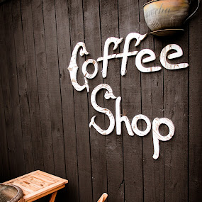 Coffee Shop - Mystic, CT by Scott Roth - City,  Street & Park  Markets & Shops ( mystic coffee cafe mug shop )