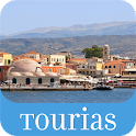 Crete Travel Guide - TOURIAS icon