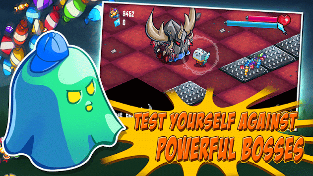 Slashy Hero APK screenshot thumbnail 4