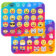 Hi Emoji Keyboard Best Theme