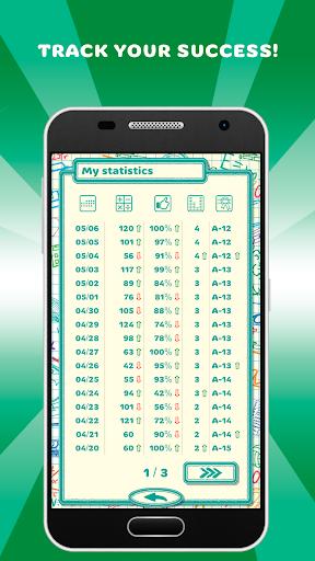 Multiplication table ANIMATICS PRO  screenshots 6