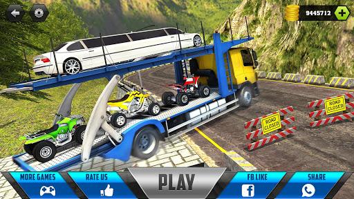 Car Transporter Cargo Truck Driving Game 2018 1.0 screenshots 6