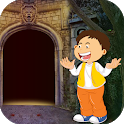 Best Escape Games 223 Grin Boy Rescue Game icon