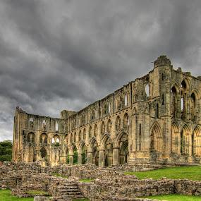Riveaux Abbey by Jon Sellers - Buildings & Architecture Public & Historical