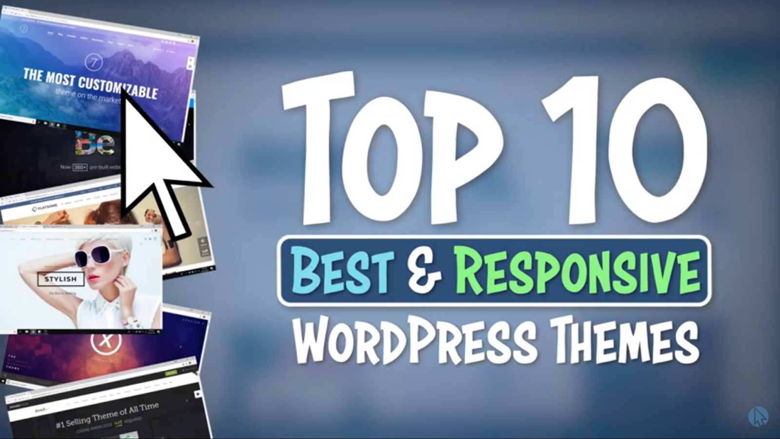 Responsive and best WordPress themes
