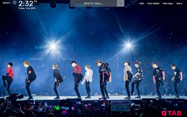 Kpop Wanna One Wallpapers HD Theme