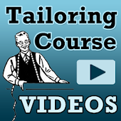 Tailoring Course VIDEOS App