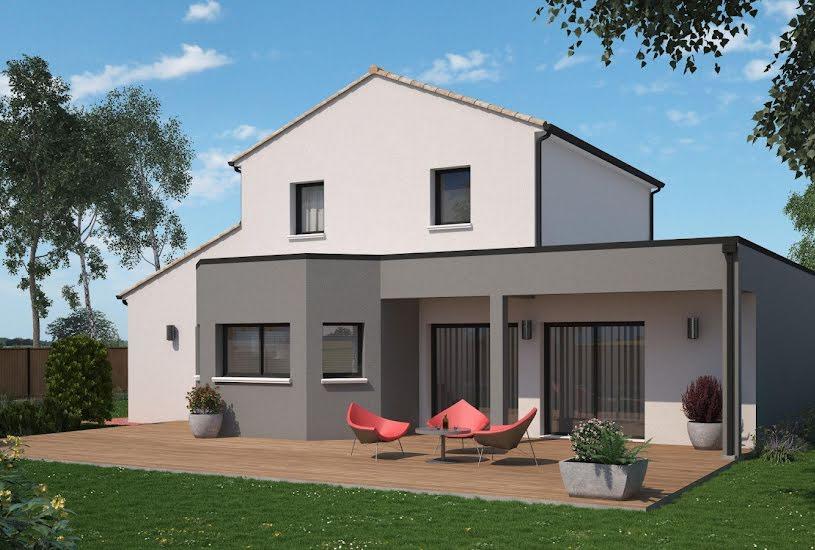 Vente Terrain + Maison - Terrain : 658m² - Maison : 135m² à Le Pin-en-Mauges (49110)
