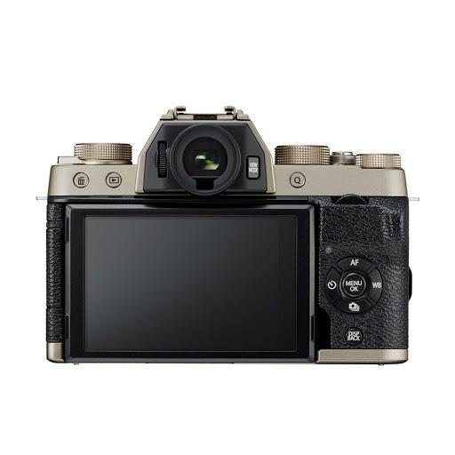 Fujifilm X-T100 15-45mm II Kit_ChampagneGold_3.jpg