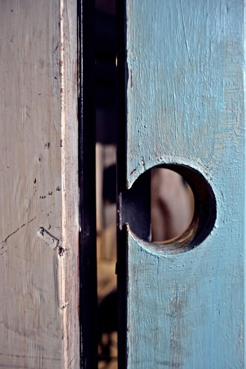 La serratura che non c'è di Blinkofatie