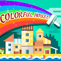 Color House: Funny Puzzle icon
