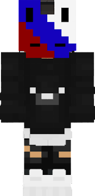 Russian bunny mask new one