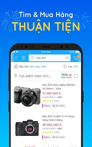Tiki Shopping & Fast Shipping 4.50.1 screenshots 10