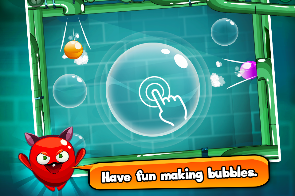 Super Bubble Fun- screenshot