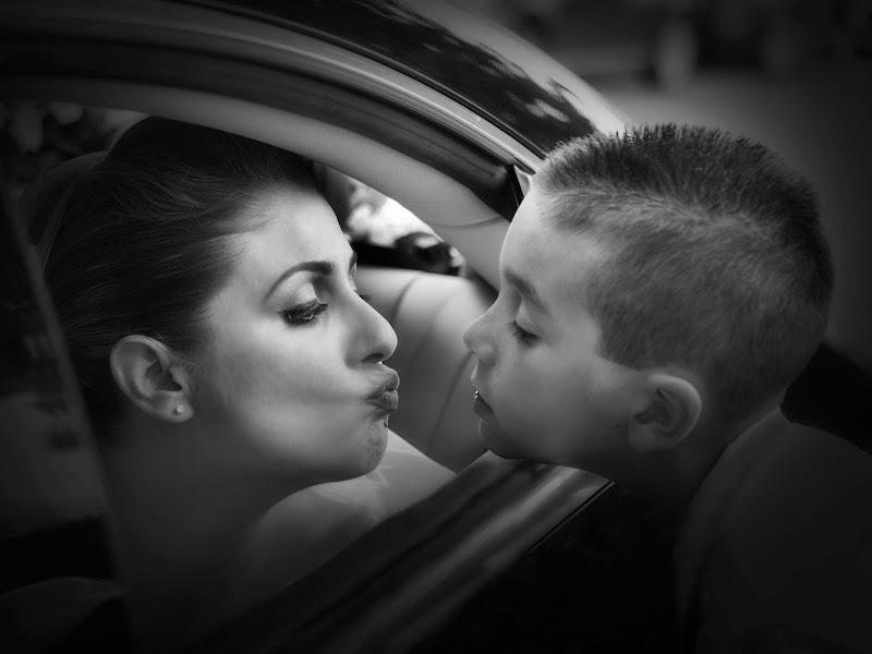 Il bacio del fratellino di Fiorenza Aldo Photo