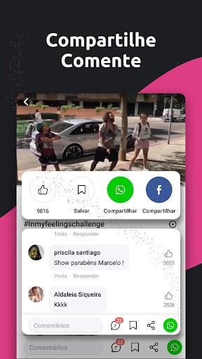 TopBuzz: Notu00edcia e diversu00e3o em um su00f3 app 10.4.2.02 Screenshots 6