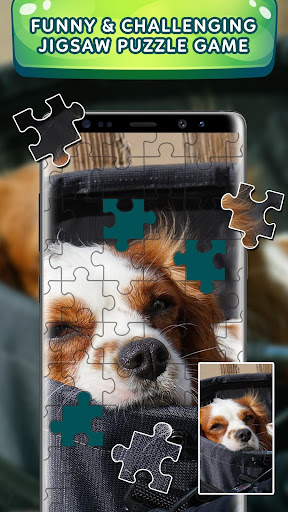 Jigsaw Puzzles Free Game OFFLINE, Picture Puzzle for PC